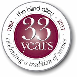 2014 was The Blind Alley's 30th Anniversary!